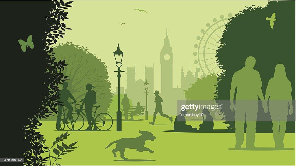 Park life London