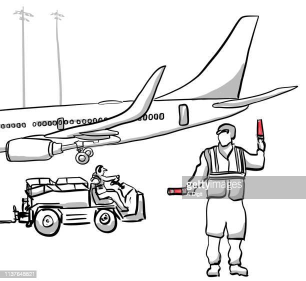 Parking Ariplanes Helper