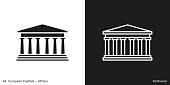 Parthenon Icon - Athens