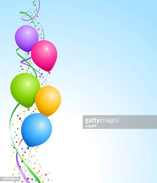 Birthday Card Stock Illustrations Getty Images