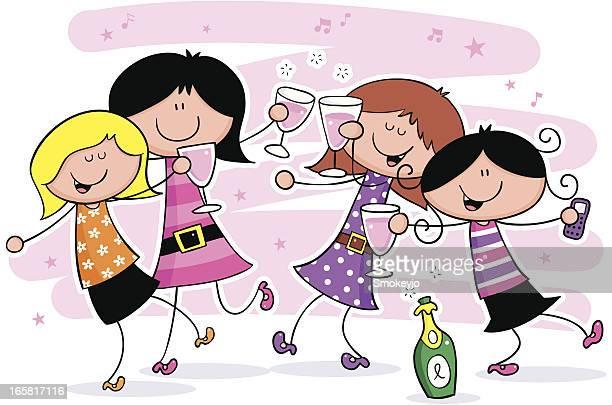Party ragazze