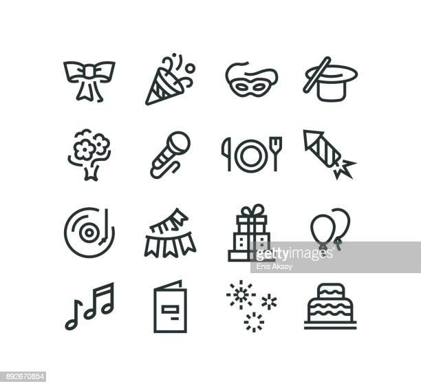 party-symbole - spaß stock-grafiken, -clipart, -cartoons und -symbole