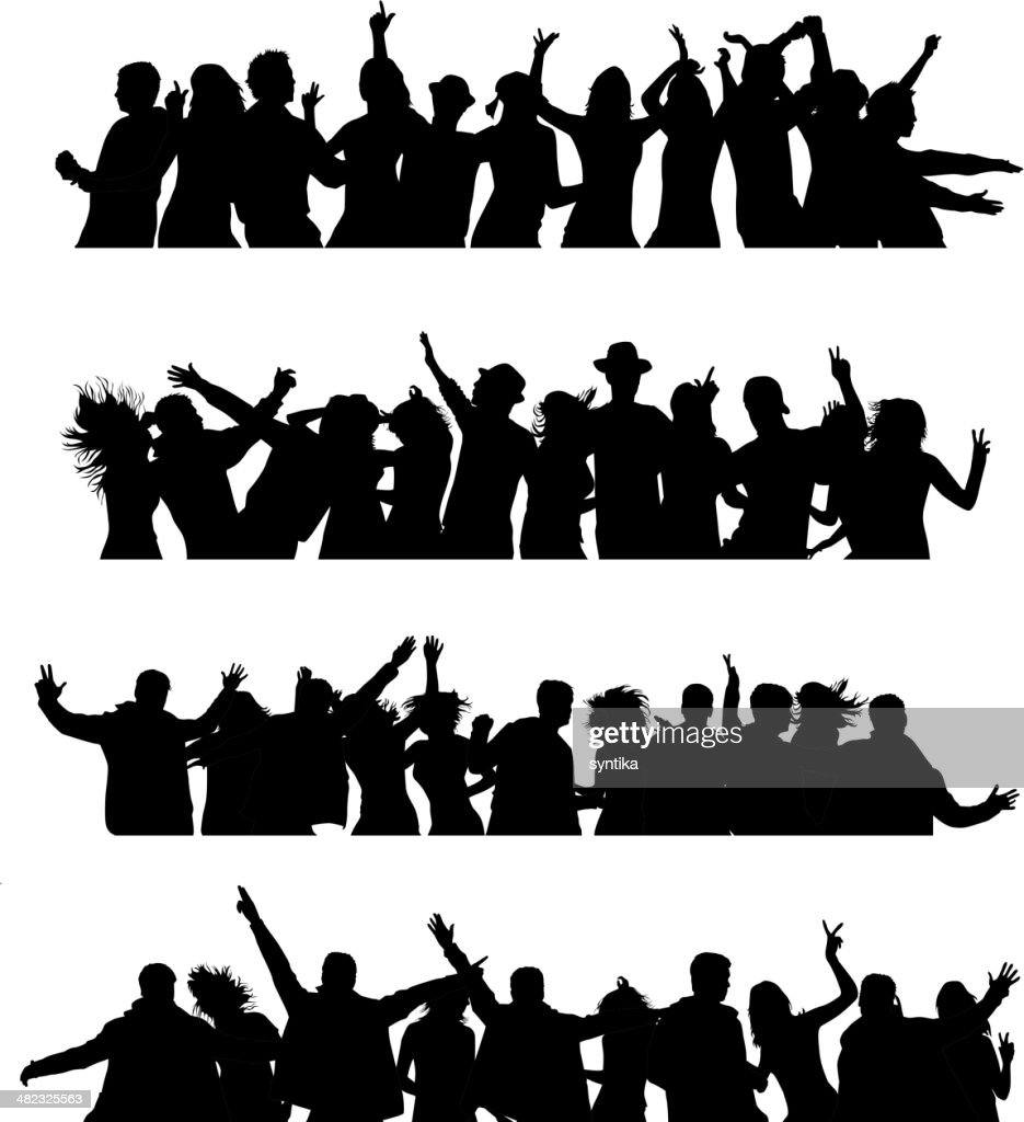 Party people - Illustration