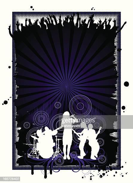ilustraciones, imágenes clip art, dibujos animados e iconos de stock de partytime - bajo eléctrico