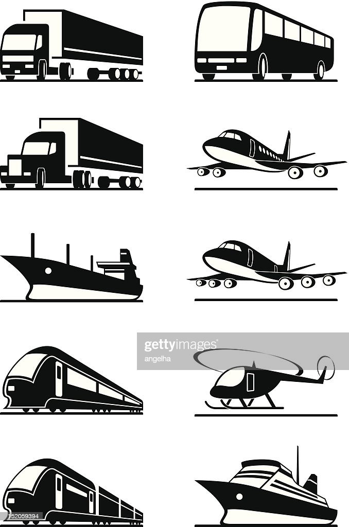 Passenger and cargo transportation vehicles