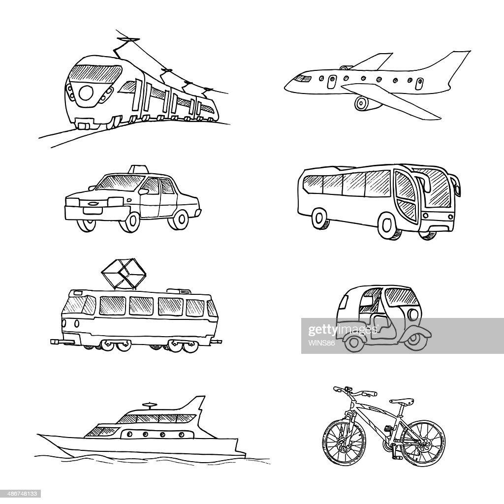 Passenger transport.