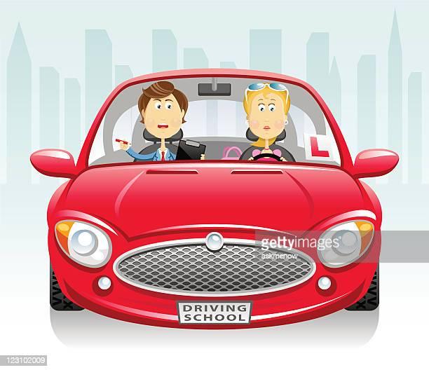 Pasar el examen de conducir