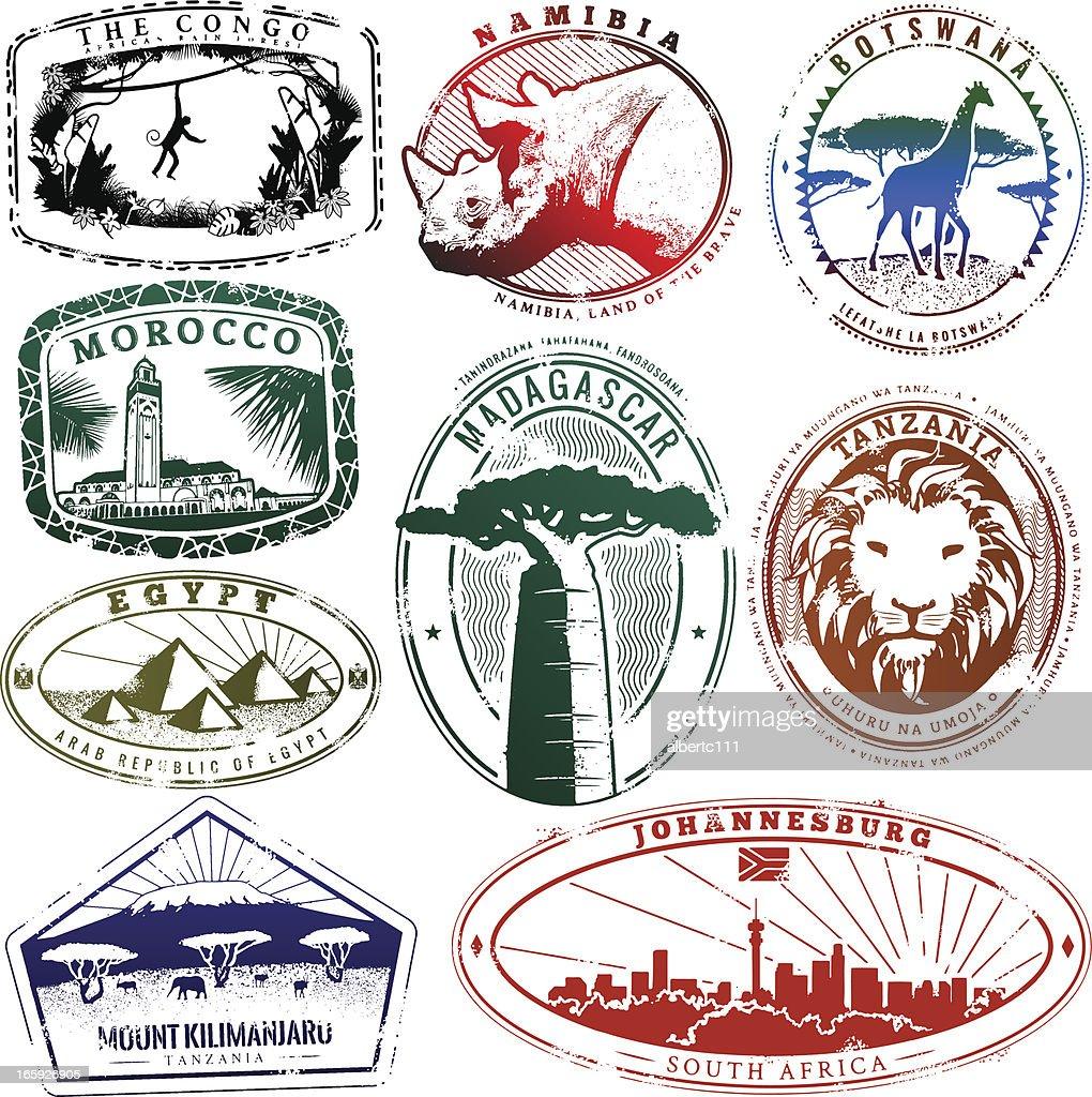 Passport AFRICA
