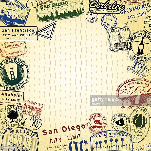 Passport California