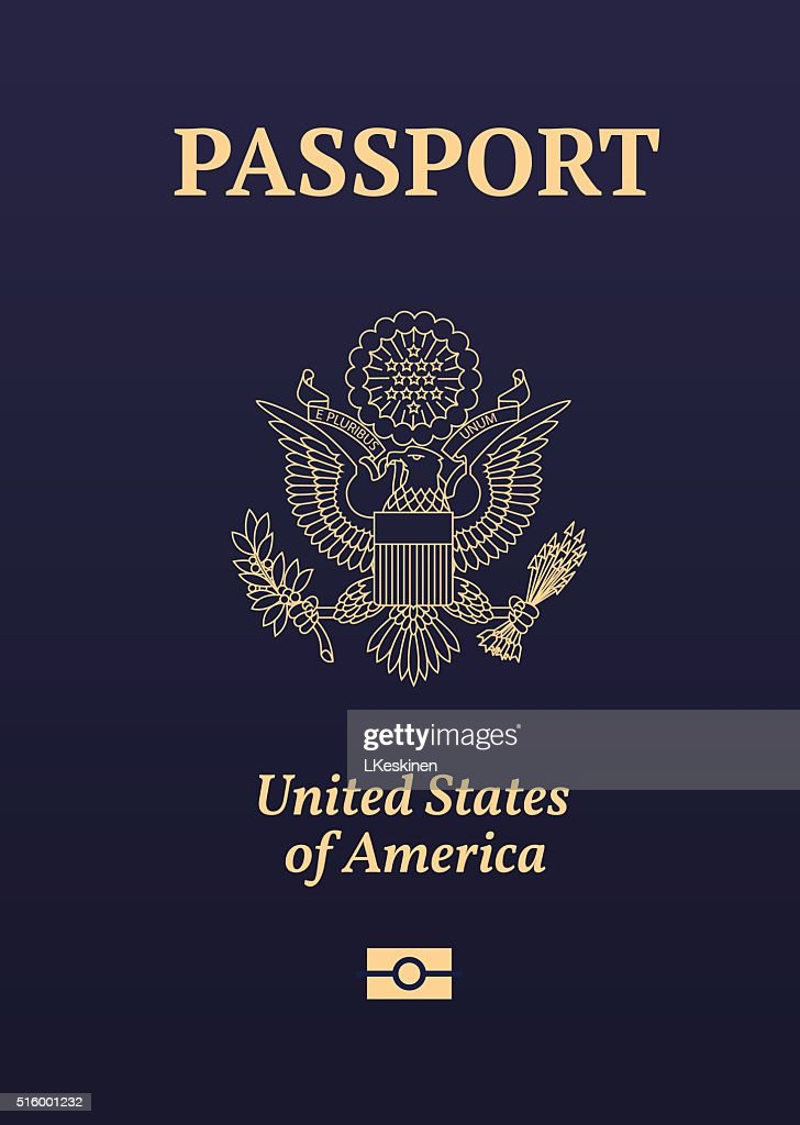 US passport seal
