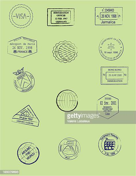 Pass-Stempel