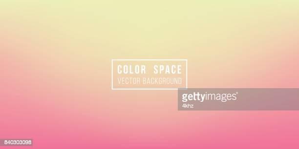 Pastel Pink Soft Color Space Defocus Smooth Gradient Background