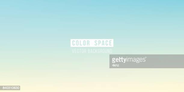 Pastel Soft Color Space Defocus Smooth Gradient Background