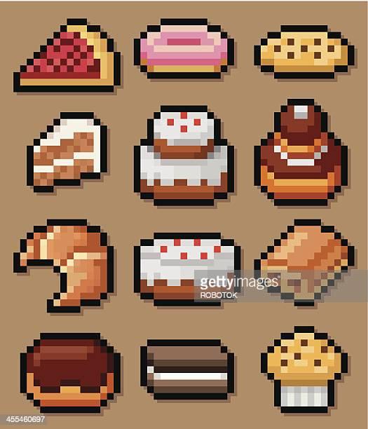 Pastries & Cakes