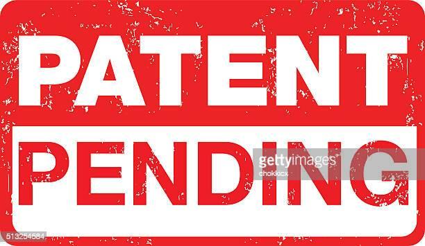 patent  pending label