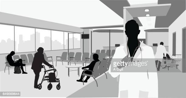 Patient Waiting Room