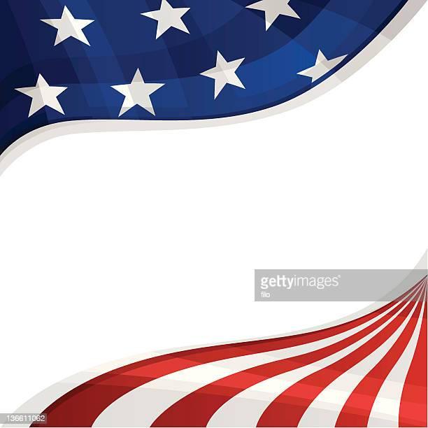 patriotic hintergrund - us president stock-grafiken, -clipart, -cartoons und -symbole