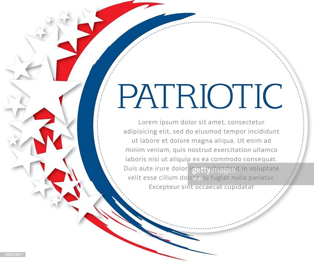 Patriotic Flyer