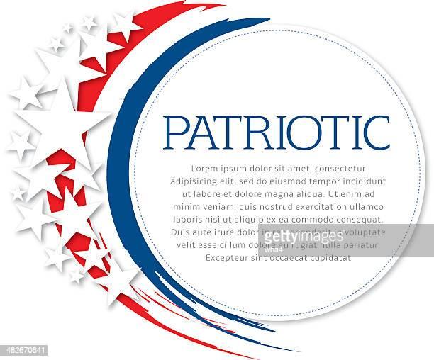 Patriótica Flyer