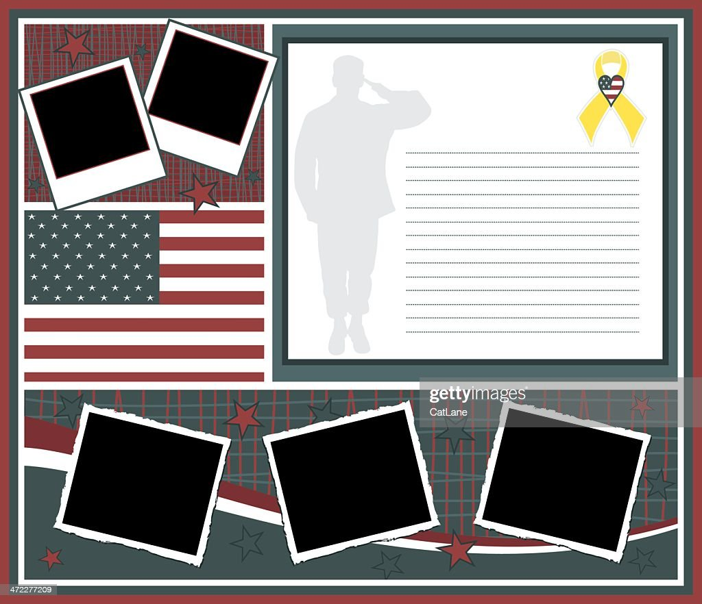 Patriotic Military Page