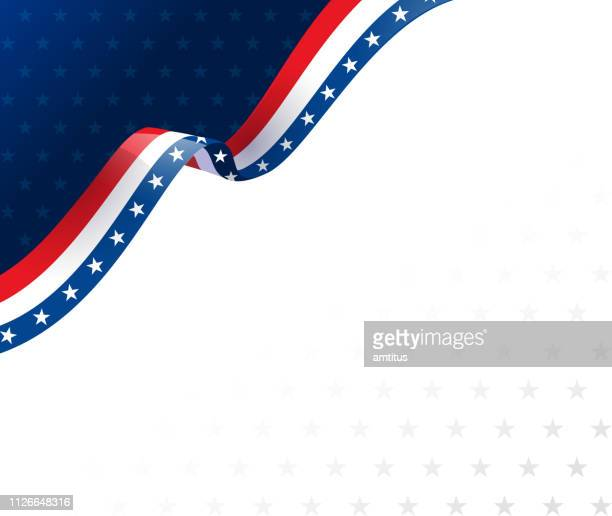 patriotismus - usa stock-grafiken, -clipart, -cartoons und -symbole
