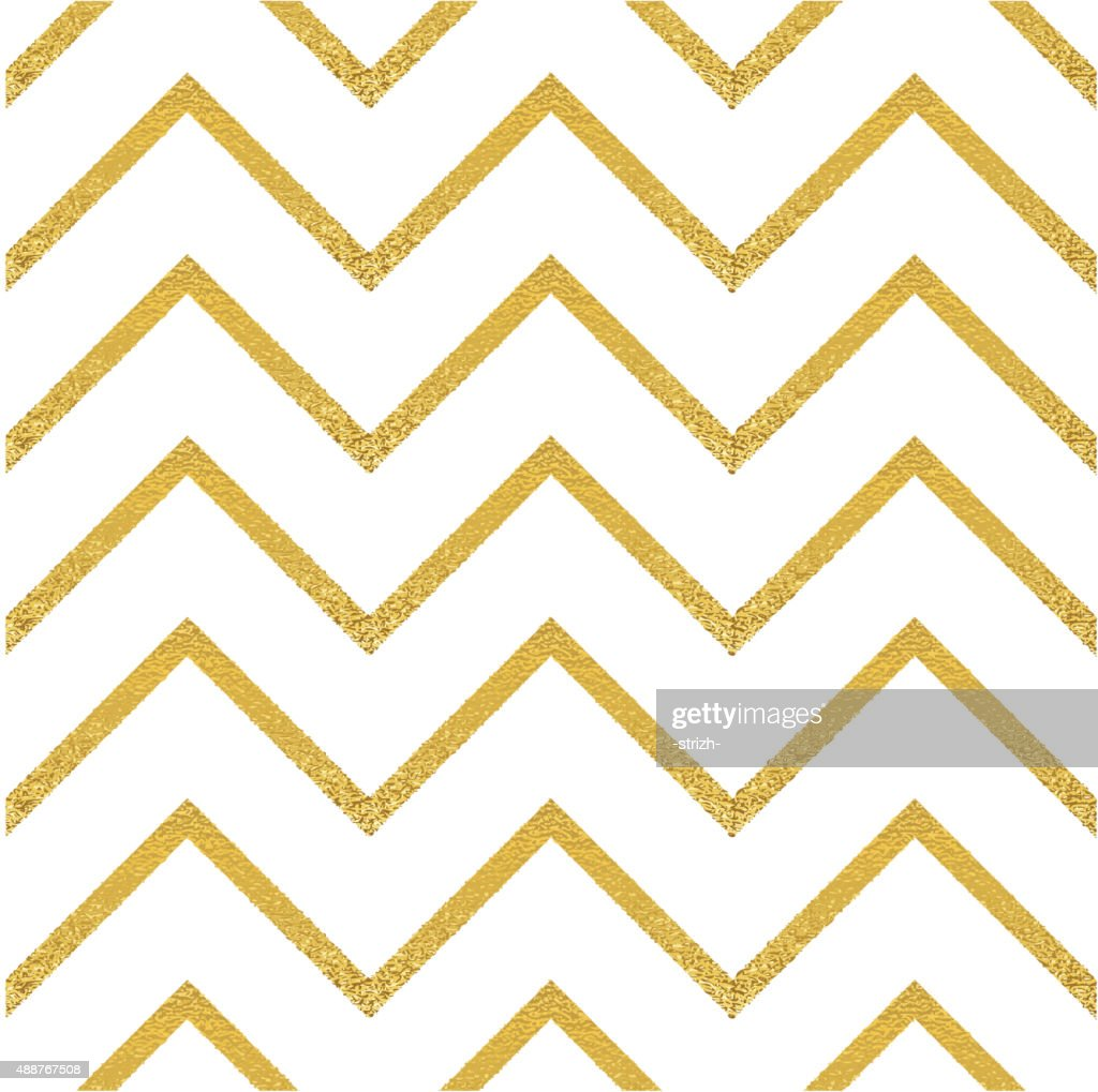 Pattern in zigzag