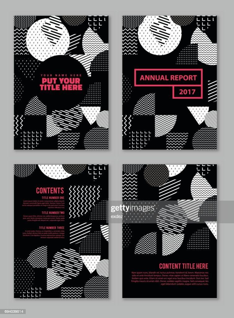 pattern print set