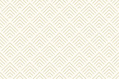 Pattern seamless abstract background chevron gold color and line. Geometric line vector.