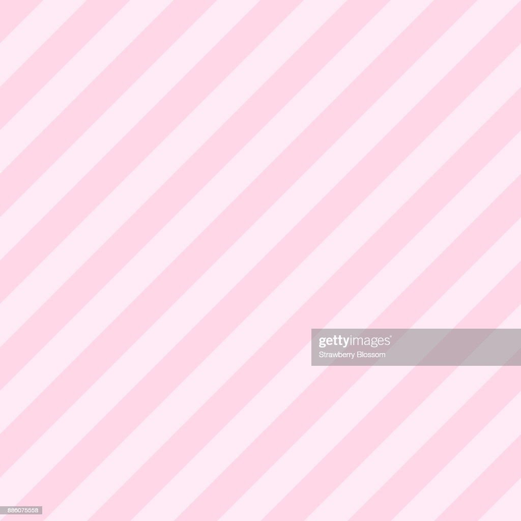 Pattern seamless stripe diagonal pink tow tone colors. Valentine background vector.