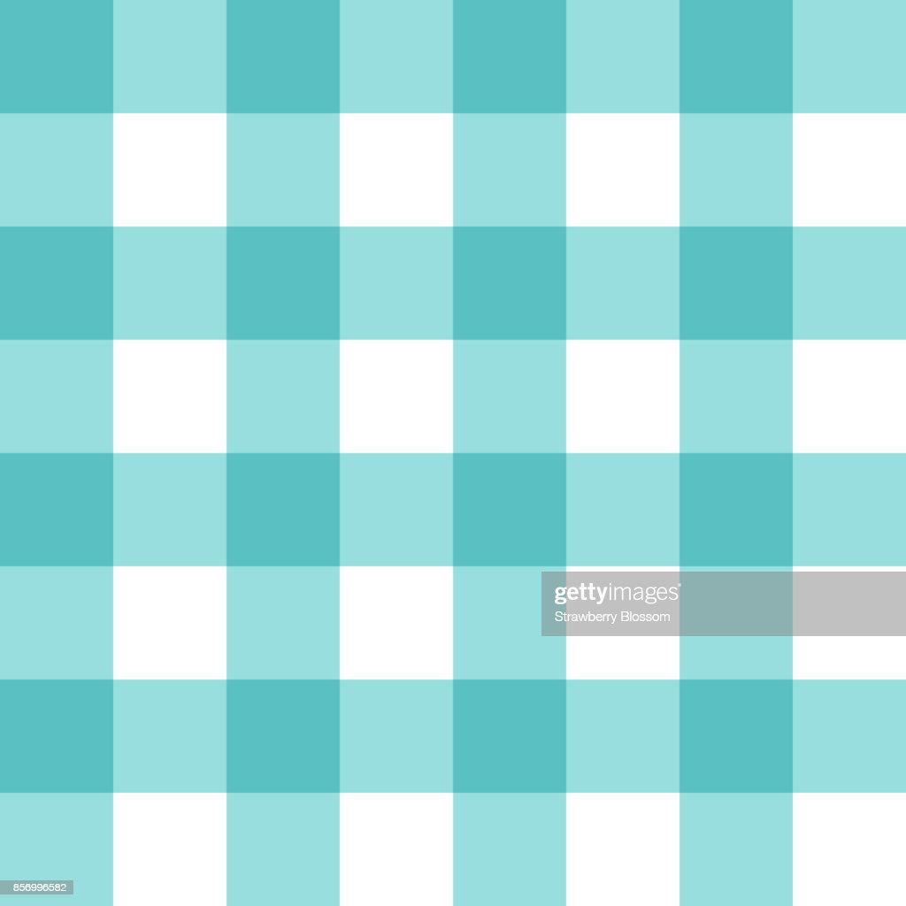Pattern stripe seamless green aqua colors. Geometric pattern stripe tartan abstract background vector.