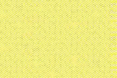 Pattern stripe seamless yellow two tone colors. Diagonal stripe abstract background vector.