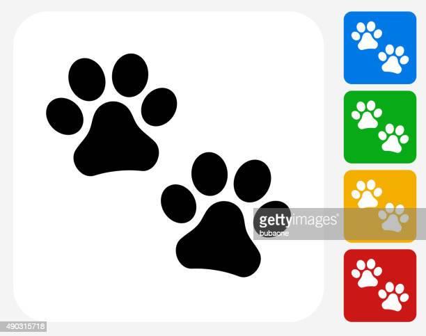 1 658点の動物の足跡イラスト素材 Getty Images