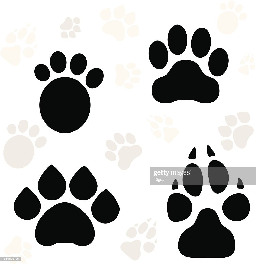 Paws and Claws Print