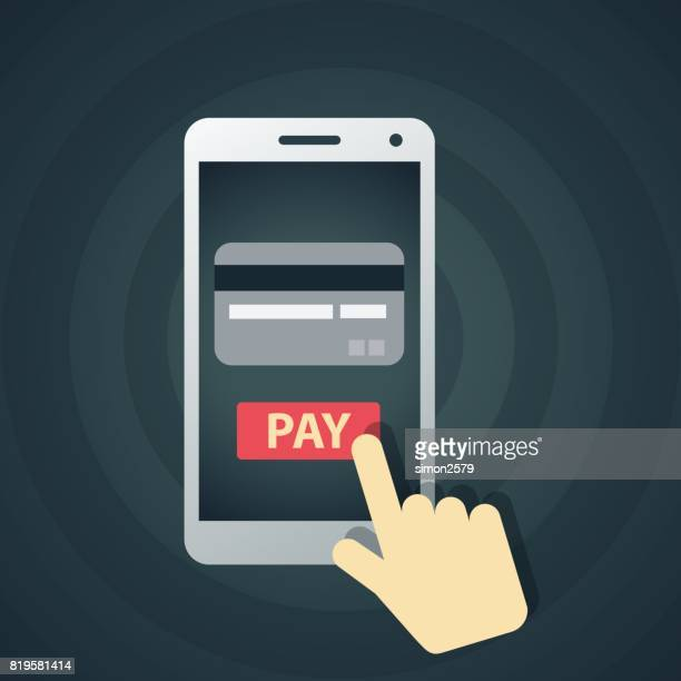 Pay through your smartphone