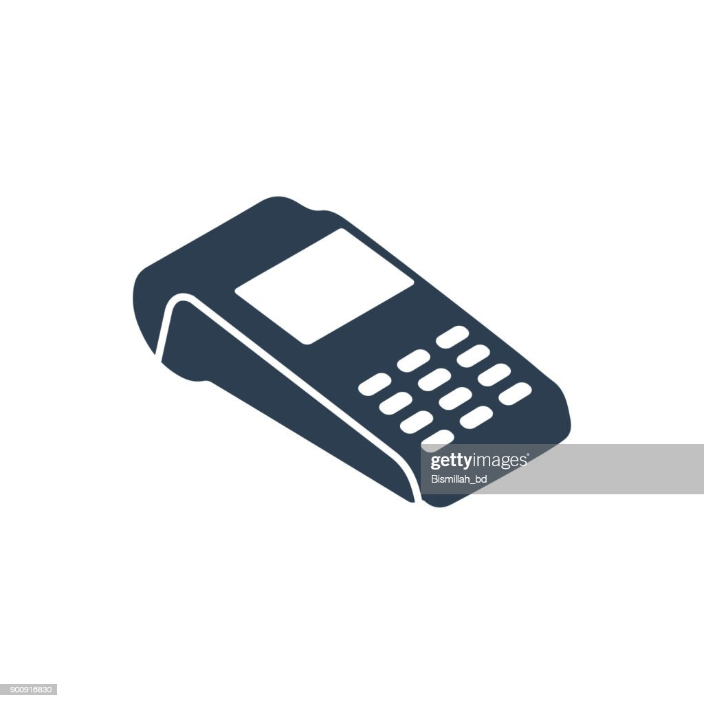 Payment Card Reader Icon