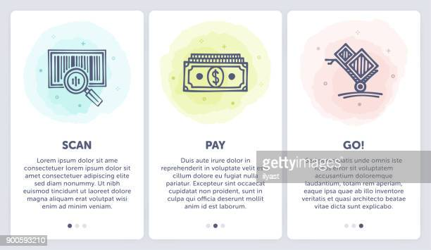 ilustrações, clipart, desenhos animados e ícones de de pagamento  - etiqueta mensagem