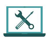 Pc repair icon
