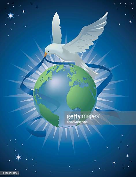 Peace on Earth Colombe