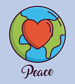 peace related icons