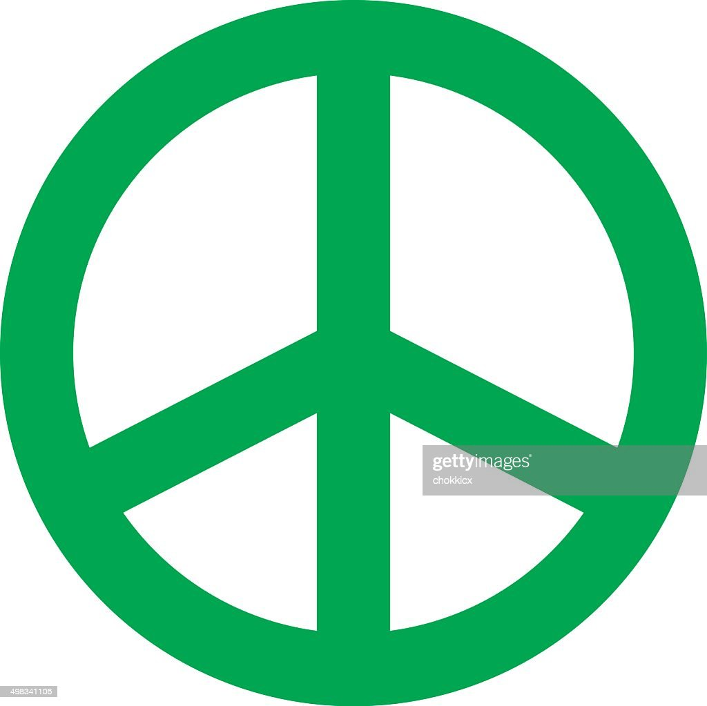 peace symbol vector art getty images rh gettyimages com free vector hand peace sign vector peace hand sign