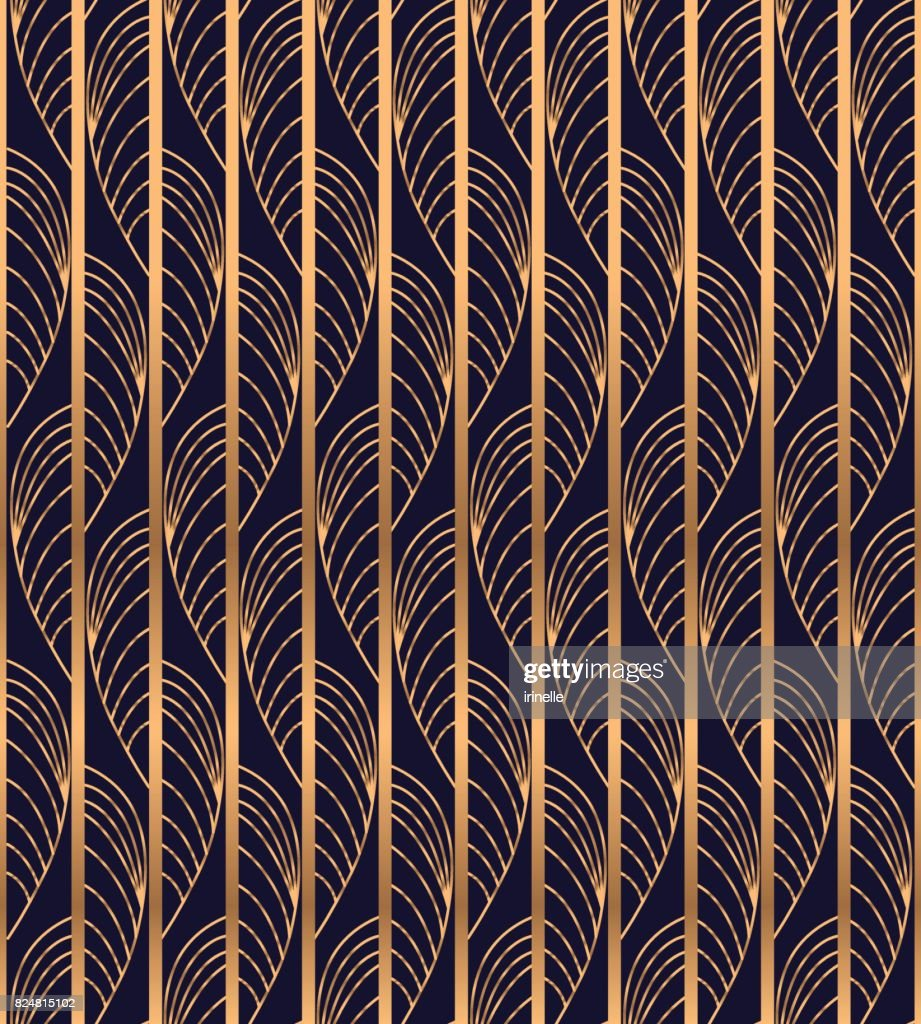 Peacock feather luxury background vector