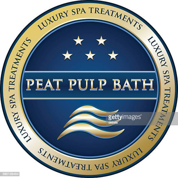 Peat Pulp Bath Luxury Spa Treatment