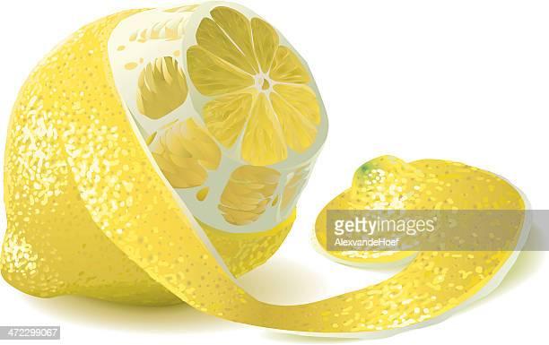 60点のレモンのイラスト素材クリップアート素材マンガ素材アイコン