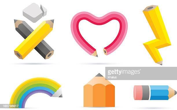 Pencil's Symbols