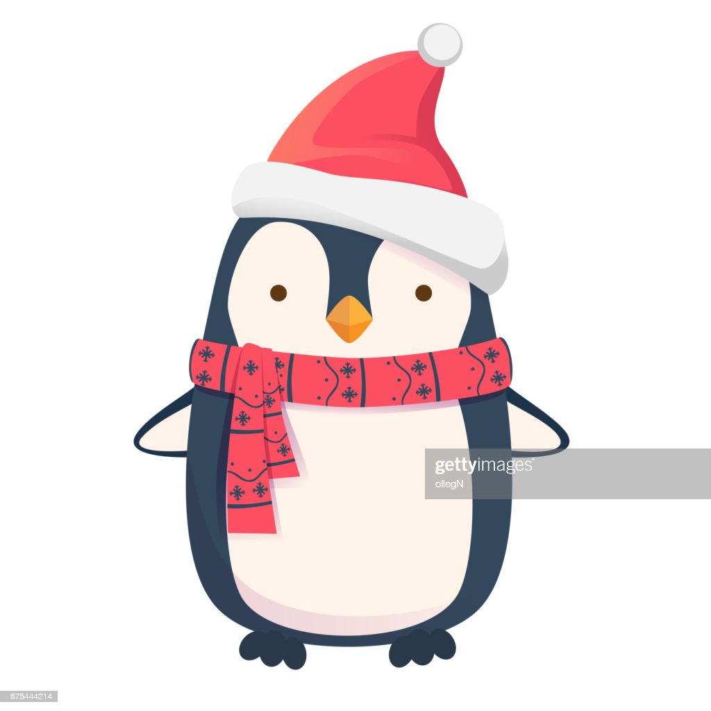 penguin cartoon illustration