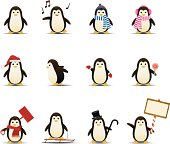 Penguin Icons