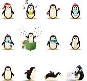 Penguin Icons