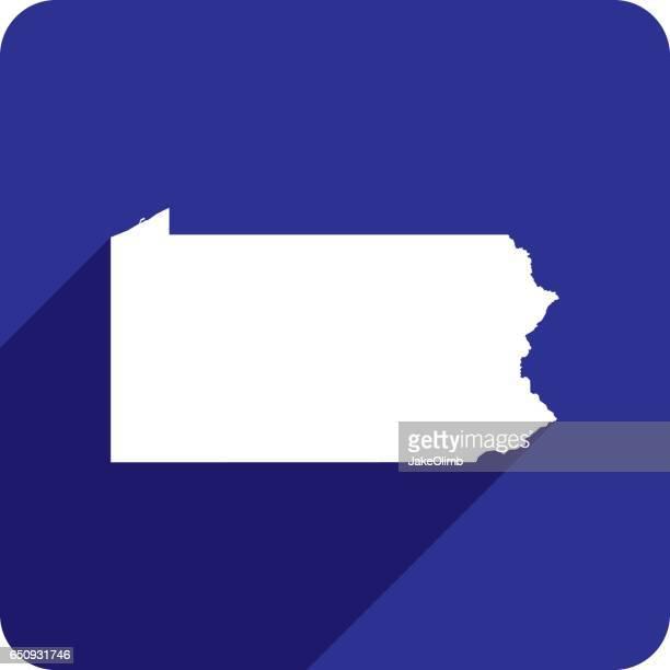 Pennsylvania Icon Silhouette