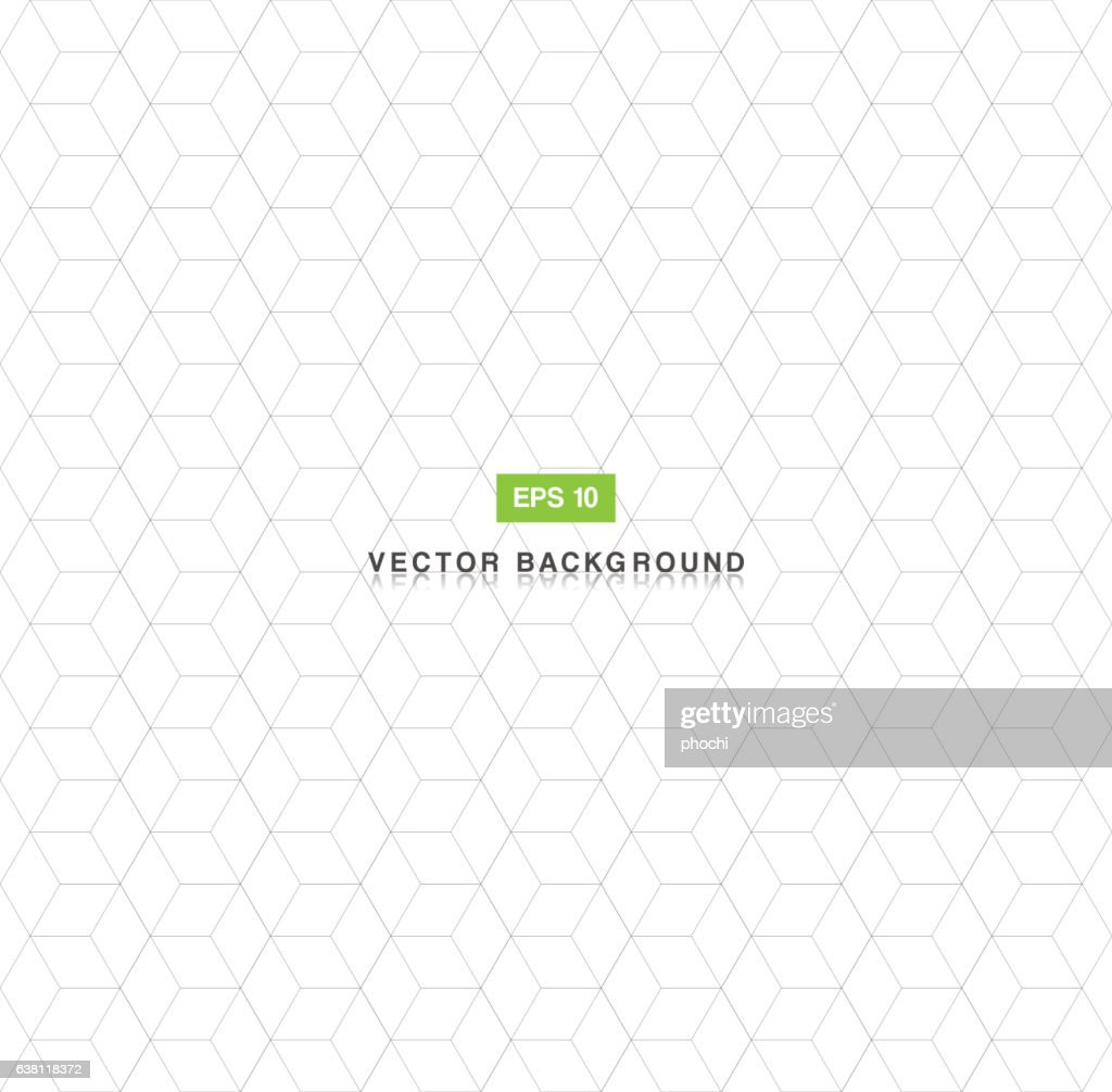 Pentagon seamless pattern abstarct background