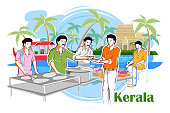 People and Culture of Kerala, India